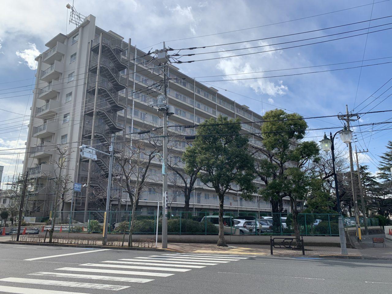 江戸川ハイツ